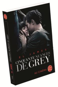 Fifty Shades Of Grey - Livre de Poche