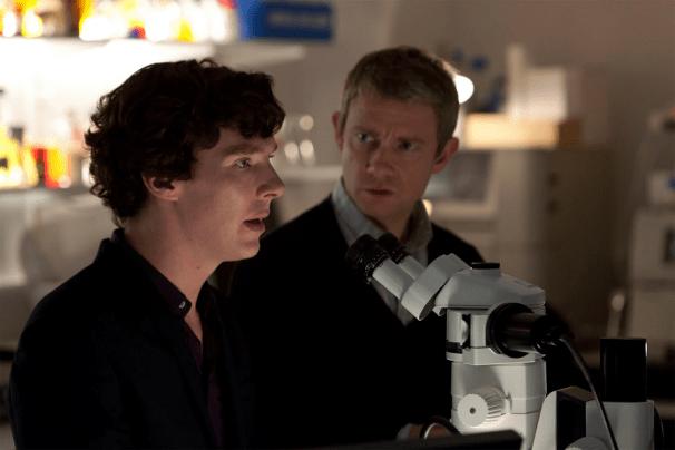 Sherlock - Saison 2 - Stills