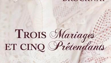 Photo de Trois Mariages et Cinq Prétendants, de Julia Quinn…