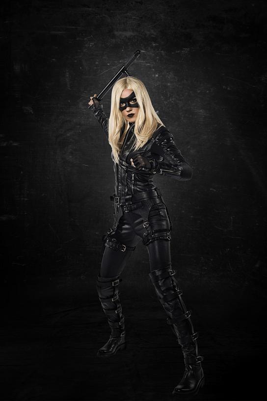 Arrow - S03E10 - Black Canary