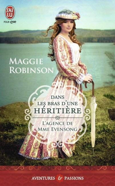 Dans les bras d'une héritière de Maggie Robinson