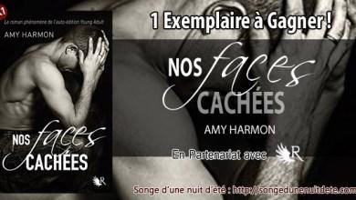 Photo de Résultat Concours : Nos Faces Cachées de Amy Harmon