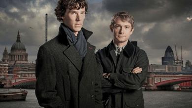 Photo de Challenge Séries 2014 : Sherlock