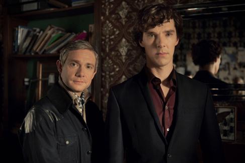 Sherlock - Photos Promotionnelles - Saison 3