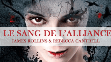 Photo de Le Sang de l'Alliance de James Rollins et Rebecca Cantrel