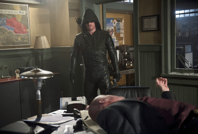 Arrow - S03E16 - Stills