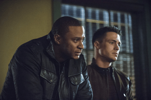 Arrow - S03E18 - Stills