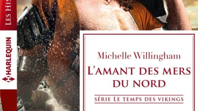 Photo de L'Amant des Mers du Nord de Michelle Willingham