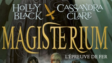 Photo of L'épreuve de Fer de Holly Black / Cassandra Clare