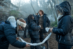 Outlander - Behind The Scenes