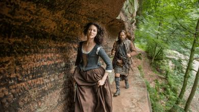 Photo de Toujours plus d'images pour Outlander !