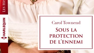 Photo de Sous la protection de l'ennemi de Carol Townend