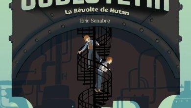 Photo de La Révolte de Hutan de Eric Senabre