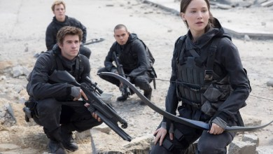Photo de Les premiers stills de Hunger Games : La Révolte – Partie 2 !