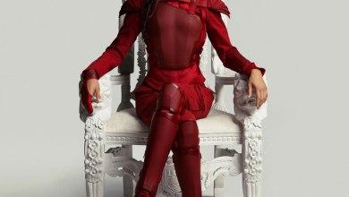 Photo de Hunger Games 4 – Poster de Katniss sur le trône de Snow !