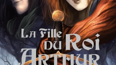Photo de La fille du roi Arthur, T1 : l'Epée de Lumière – Katherine Roberts