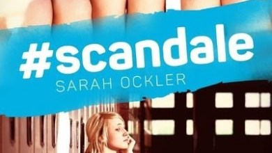 Photo of #scandale de Sarah Ockler