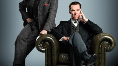 Photo de Premières images pour l'épisode spécial de Sherlock !
