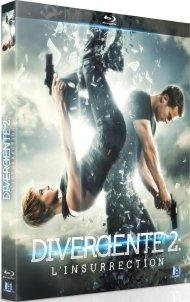 Blu ray divergente 2