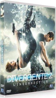 DVD divergente 2