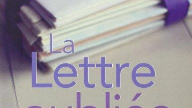 Photo of La lettre oubliée de Nina George