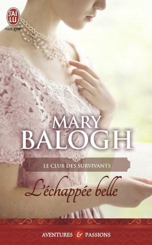 L'échappée belle de Mary Balogh