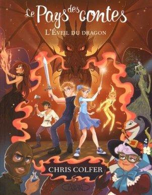 Le pays des contes 3, L'éveil du dragon, Chris Colfer