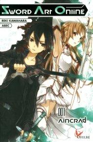 Aincrad, Sword art online tome 1 de Reki Kawahara et Abec