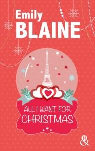 All I want for Christmas d'Emily Blaine