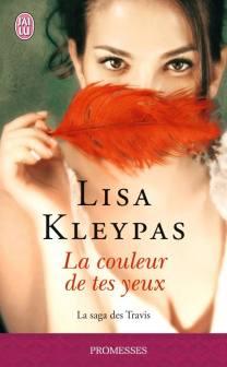 La Couleur de tes Yeux de Lisa Kleypas