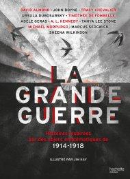La Grande Guerre – Collectif d'auteurs