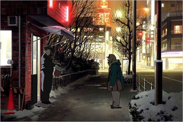 Tokyo Godfathers de Satoshi Kon & Shôgo Furuya+1