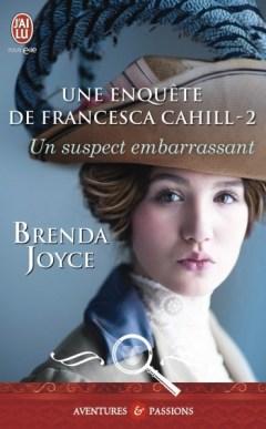 Un suspect embarassant (#2) de Brenda Joyce