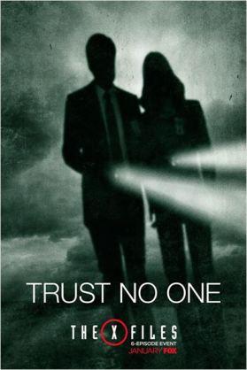 X Files saison 10 poster 4