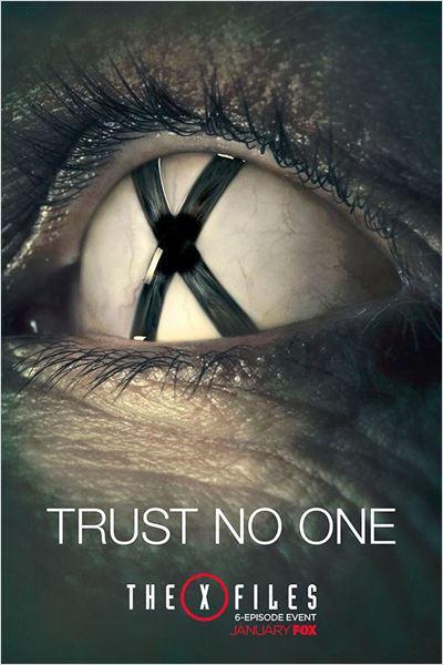 X Files saison 10 poster 6