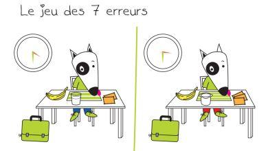 Photo of Et si on jouait… aux 7 erreurs? #143