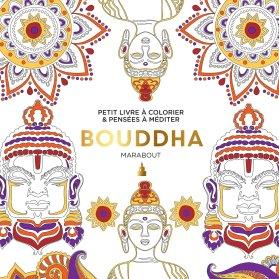 Petit livre à colorier - Bouddha
