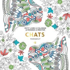 Petit livre à colorier - Chats