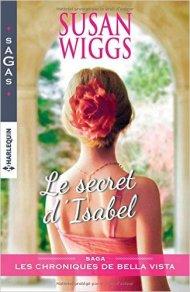 Le secret d'Isabel, Susan Wiggs, Harlequin