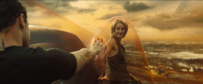 Capture divergente 3 - Tris