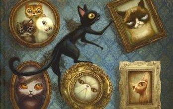 Photo of Facéties de chats de S. Perez et B. Lacombe