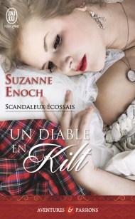 Un diable en kilt de Suzanne Enoch