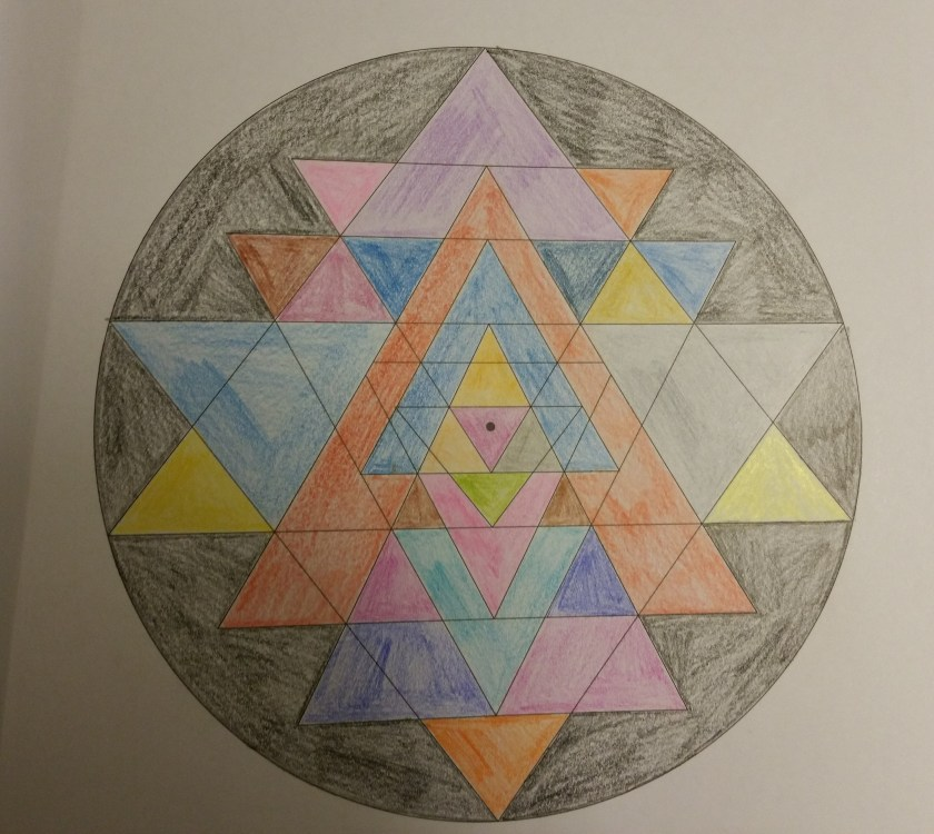 formes magiques de l'univers