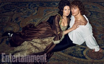 Outlander S2 photoshoot EW (2)