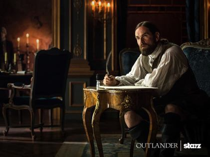 Outlander saison 2 - Murtagh