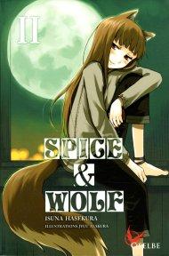 Spice & Wolf 2, Isuna Hasekura