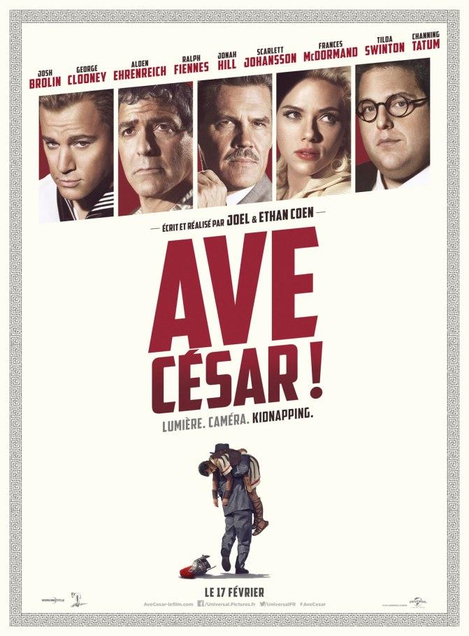 Avec Cesar affiche