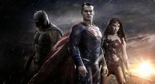 Batman Superman Wonder Woman