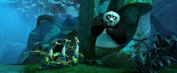 Kung Fu Panda 3-6