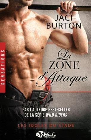 Photo of La Zone d'Attaque de Jaci Burton